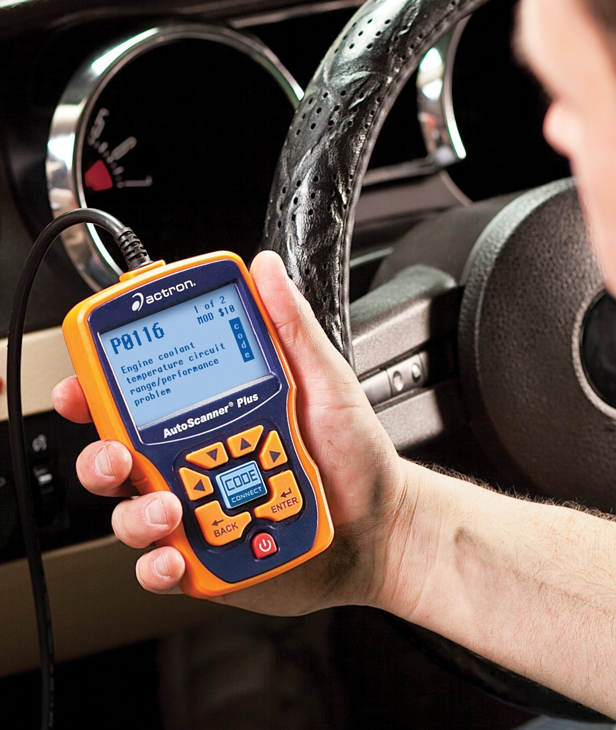 The best scan tool for home mechanic gives you a professional appearance and premier performance.