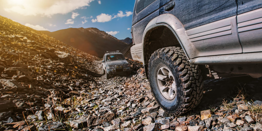 The quietest all terrain tire is best for on-road and off-road driving conditions.