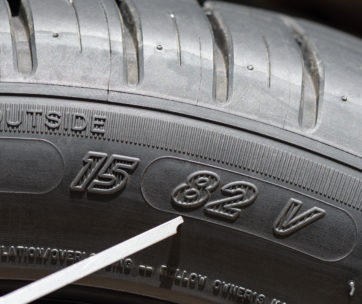 Tire sidewall numbers help customers determine the size of their tires. Use this information to buy the right sized tires!