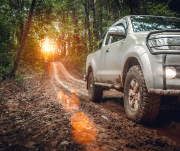 The best light truck all terrain tires can conquer all terrain!