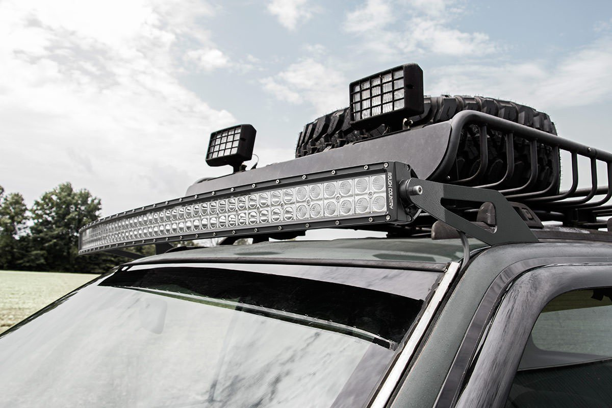 Customers enhance their Jeep Grand Cherokee with the right light bar for Jeep Grand Cherokee.