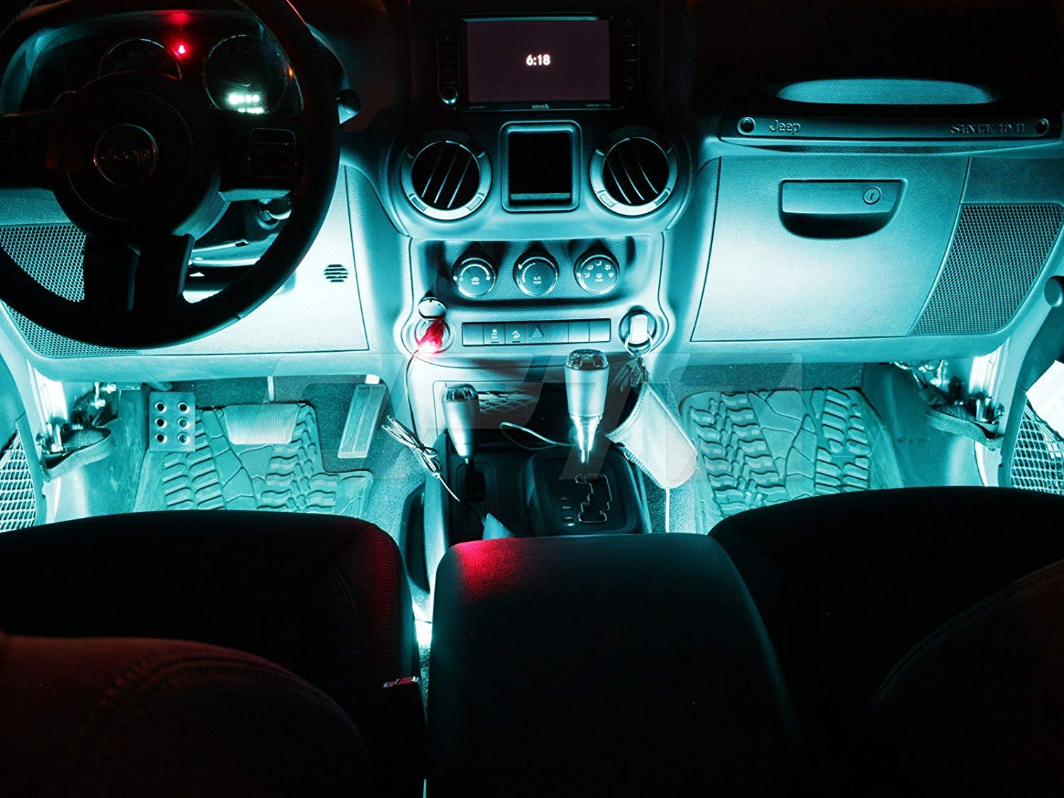Best Car Interior Lights (Review & Buying Guide) Car Addict
