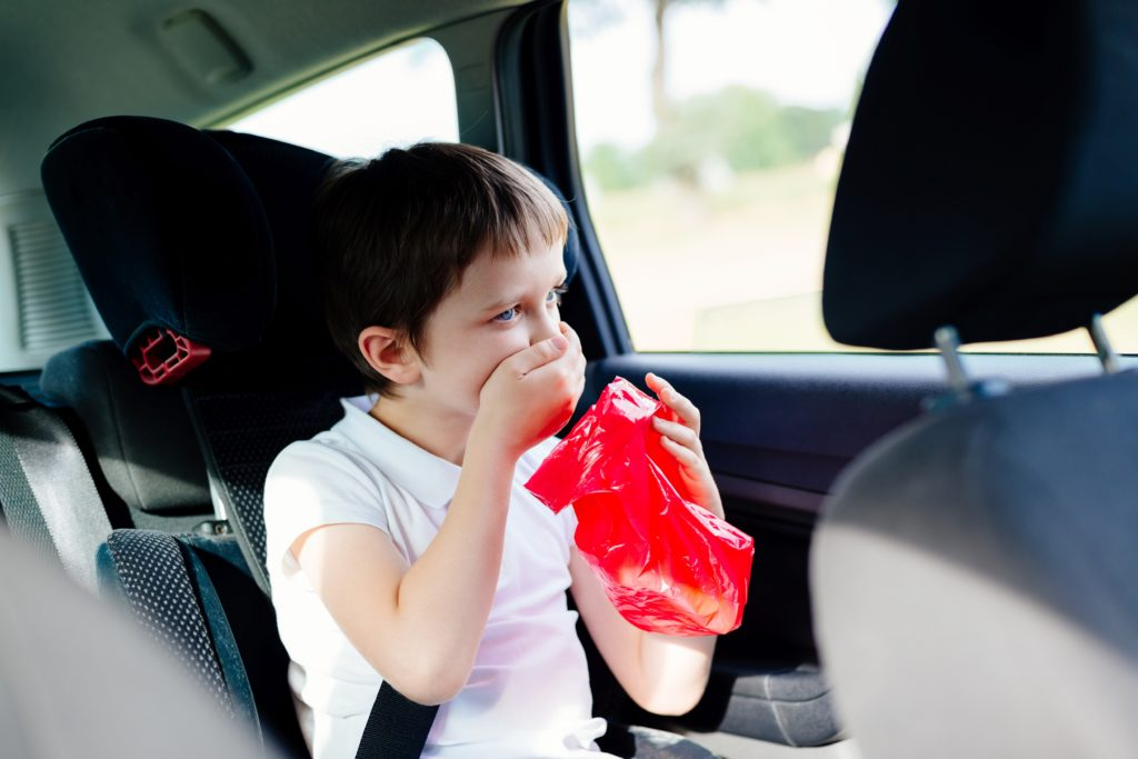 Children get sick. It happens all of the time. Do not fret if your kid vomits. Instead, just learn how to get rid of vomit smell in car!