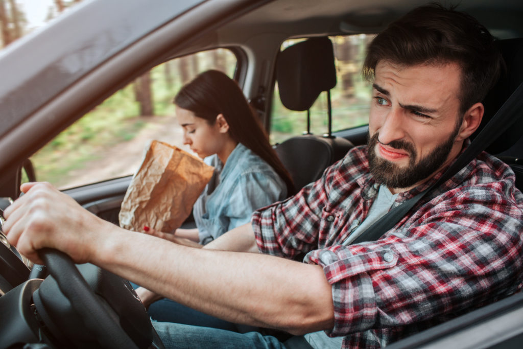 Motion sickness is one of many reasons for vomit in a car. Learn how to get rid of vomit smell in car today.
