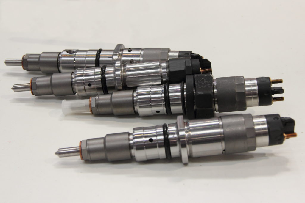 Fuel injectors provide drivers with essential fuel injection in the engine.