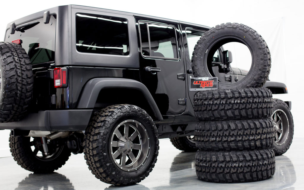 Upgrade the appearance and performance of your vehicle with cheap aggressive mud tires.