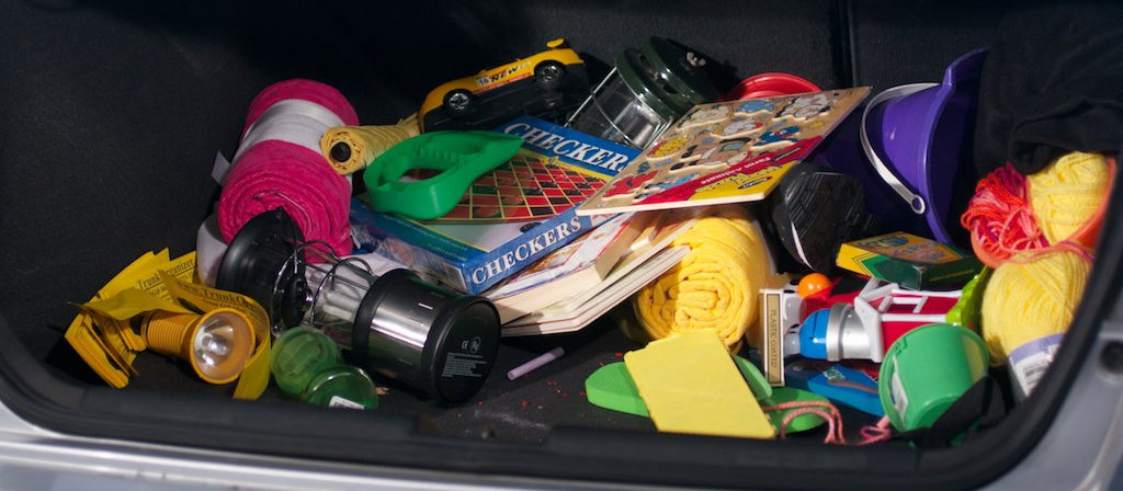Clean up and organize your mess with one of the best trunk organizers for SUV available!